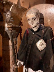 Mumie in der Chiesa dei Morti in Urbania