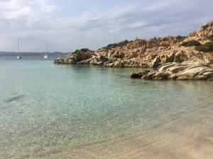 Cala Napoletana auf Caprera in Sardegna Sardinien