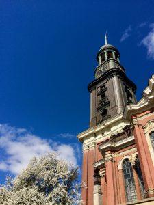 Piazza Amburgo Stadtführungen in Hamburg St. Michaelis Kirche