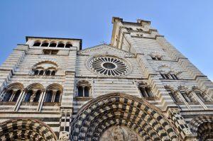 Der Dom von Genova Genua