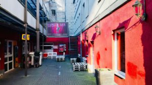 Die Secret Bar in der Herbertstraße
