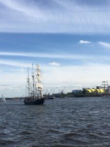 Impression vom Hafengeburtstag 2019