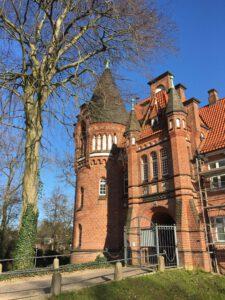 Hamburgs einziges Schloss zu Bergedorf